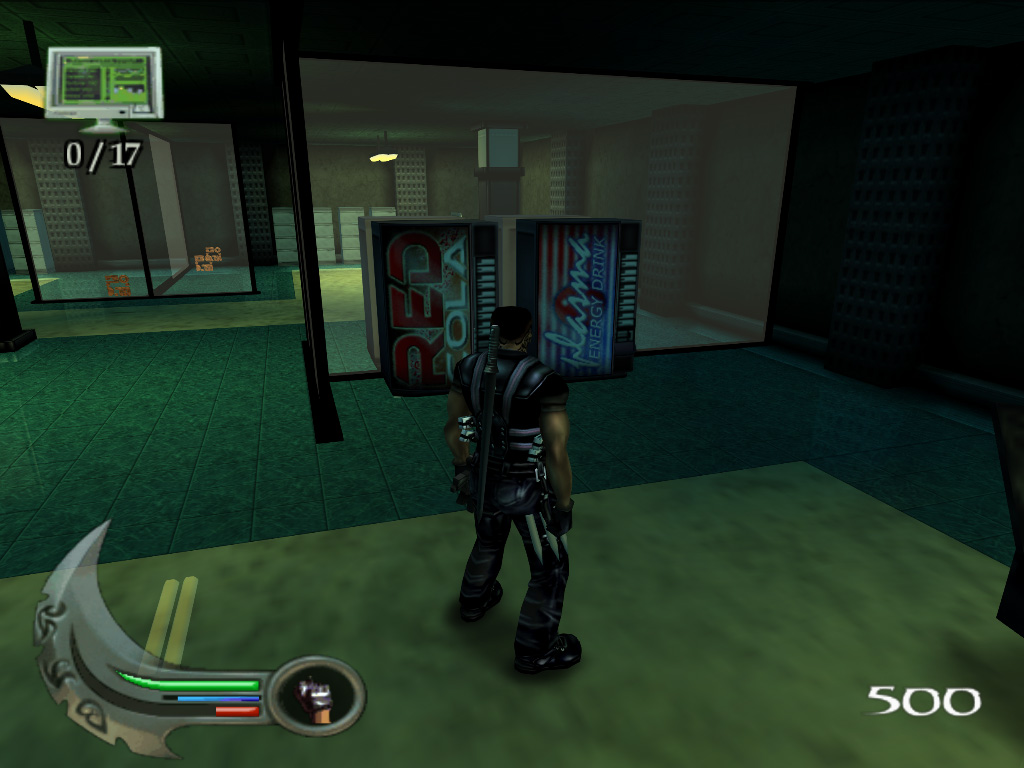 Blade II – The Video Game Soda Machine Project