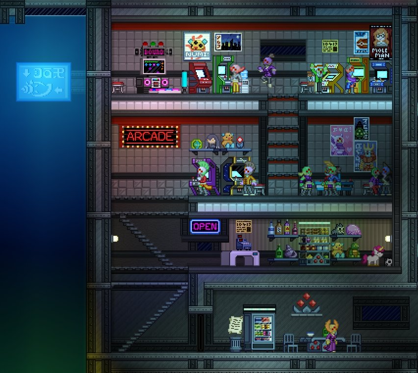Starbound – The Video Game Soda Machine Project