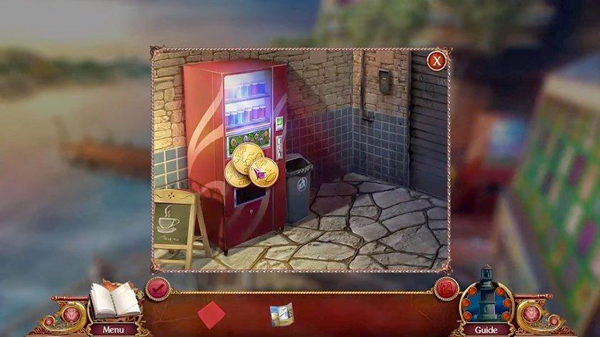 Death at Cape Porto A Dana Knightstone Novel soda machine
