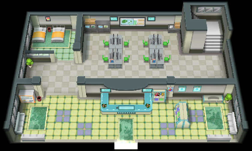 Pokémon Omega Ruby and Alpha Sapphire Weather Institute