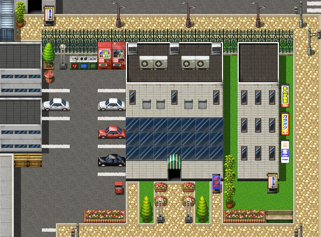 RPG Maker MV – The Video Game Soda Machine Project