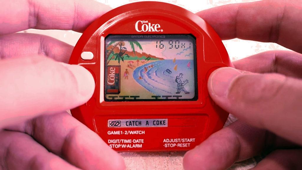 Catch a Coke
