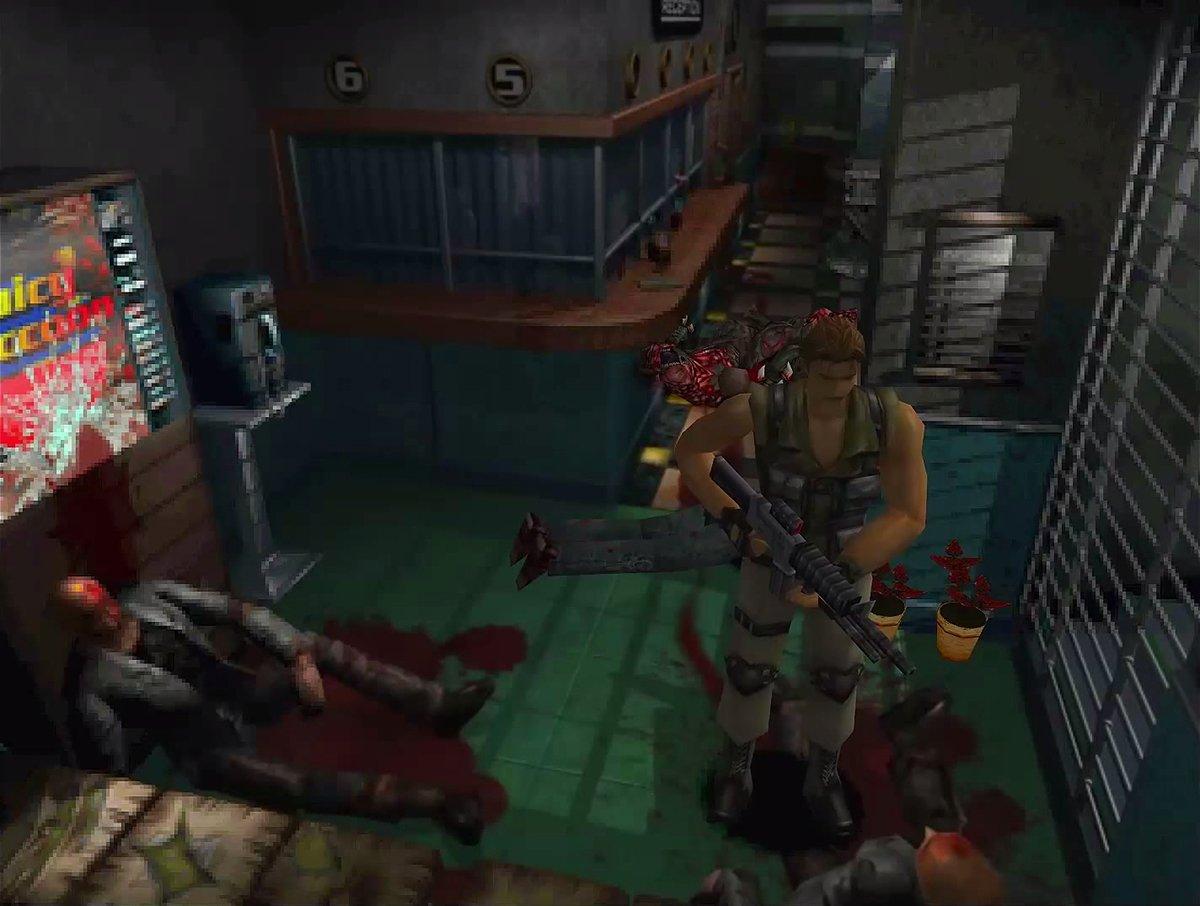 Save Room Resident Evil
