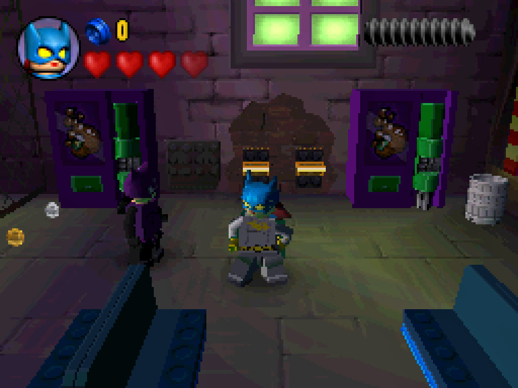 Lego Batman The Video Game Soda Machine Project Loop Kartini Sony Playstation 4 Tom Clancys Ghost Recon Wildlands Batgirl And Catwoman Take A Break From Crime Fighting Committing Respectively To Admire These Machines For
