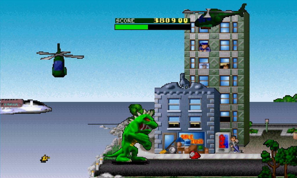 Rampage World Tour The Video Game Soda Machine Project