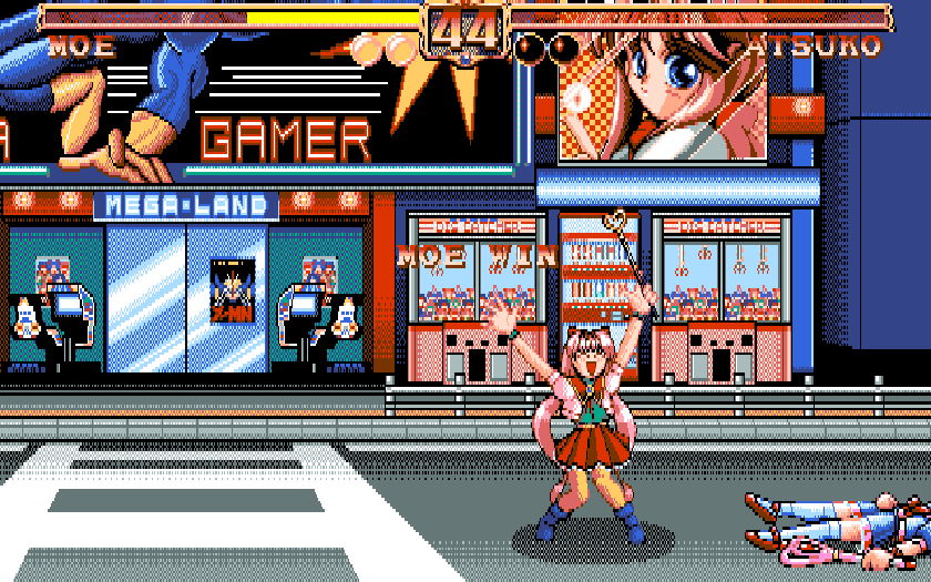 Valkyrie: The Power Beauties – The Video Game Soda Machine Project