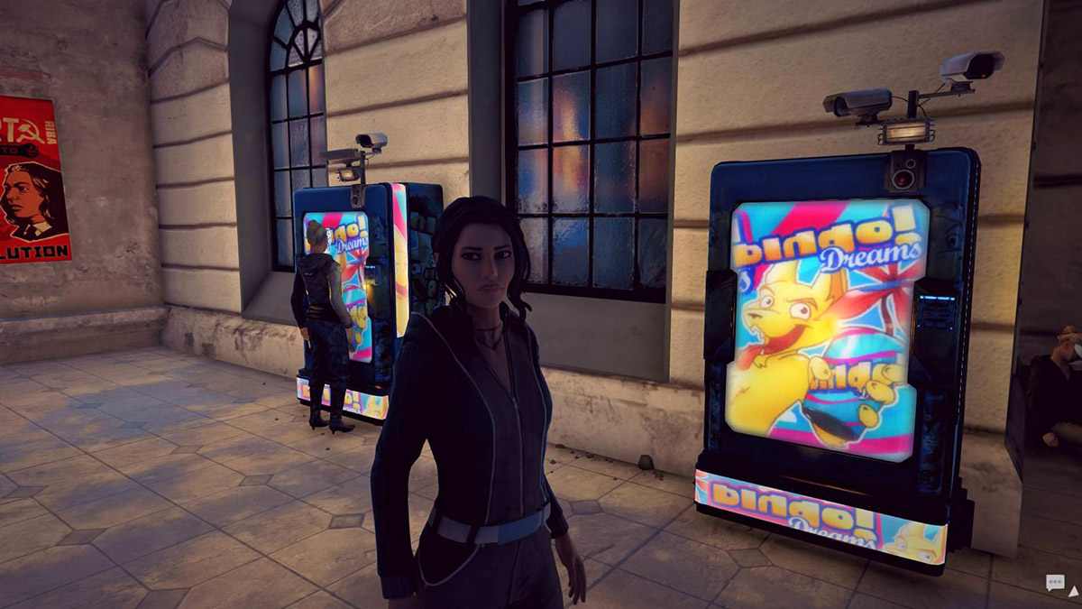 Dreamfall Chapters – The Video Game Soda Machine Project