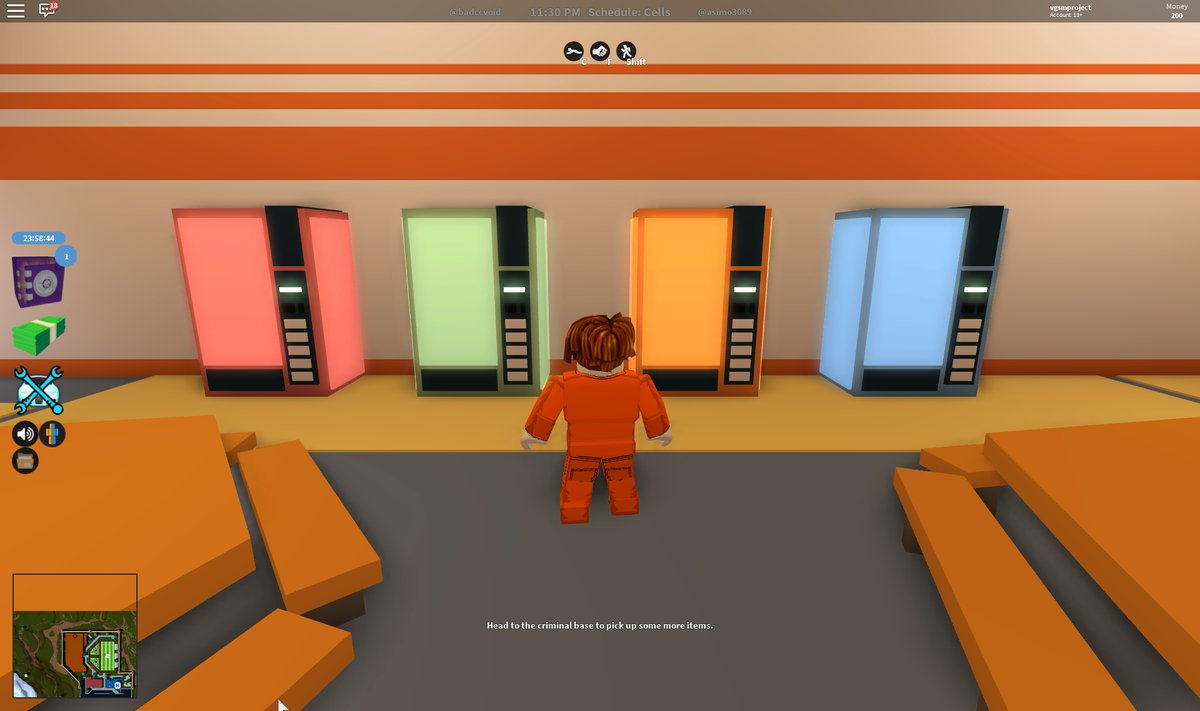 Roblox – The Video Game Soda Machine Project