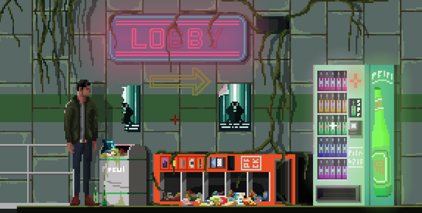 Writer's Block – The Video Game Soda Machine Project
