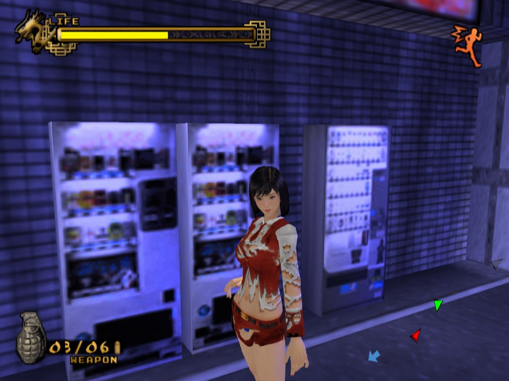 The Mini-Skirt Police – The Video Game Soda Machine Project