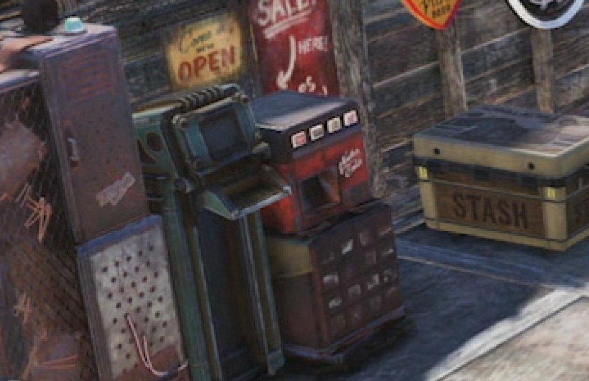 Fallout 76 Closeup