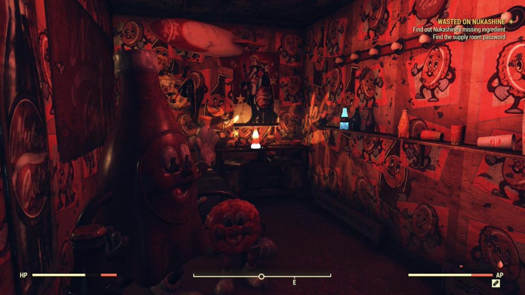 Lewis's Nuka-Cola Shrine