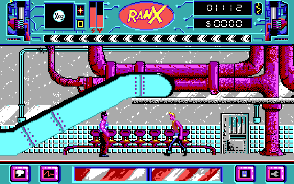 Ranx: The Video Game