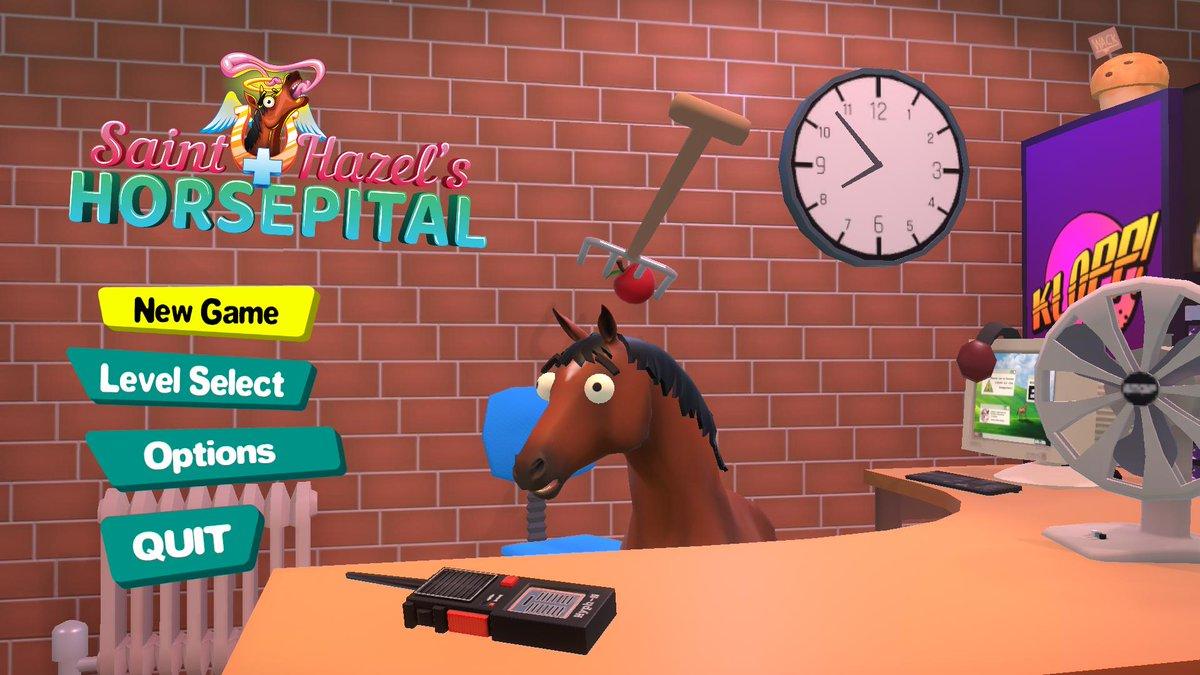 Saint Hazel's Horsepital