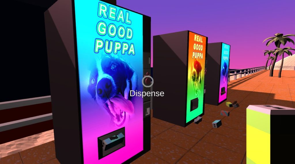 Dog Airport Game