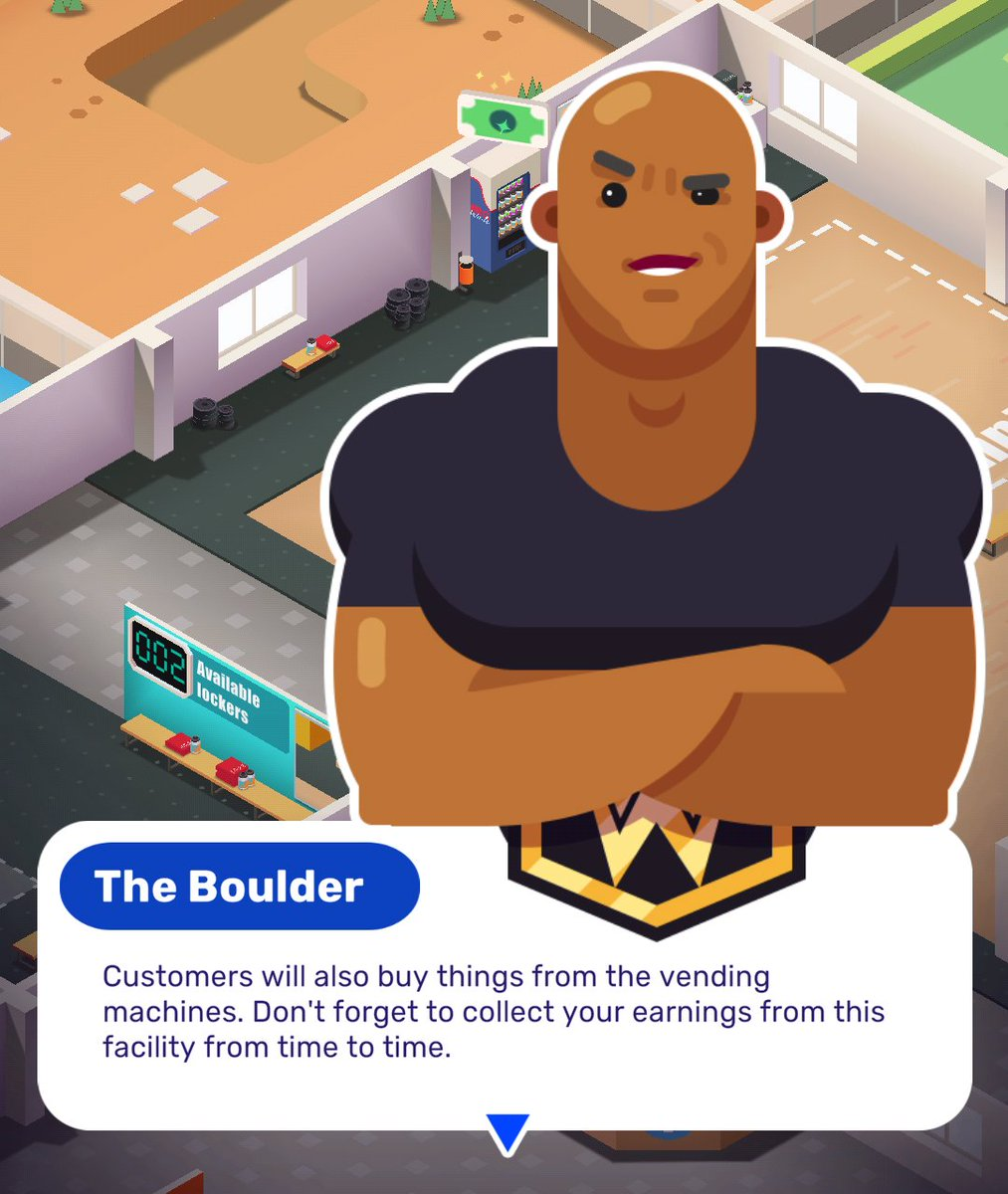 Idle Fitness Gym Tycoon