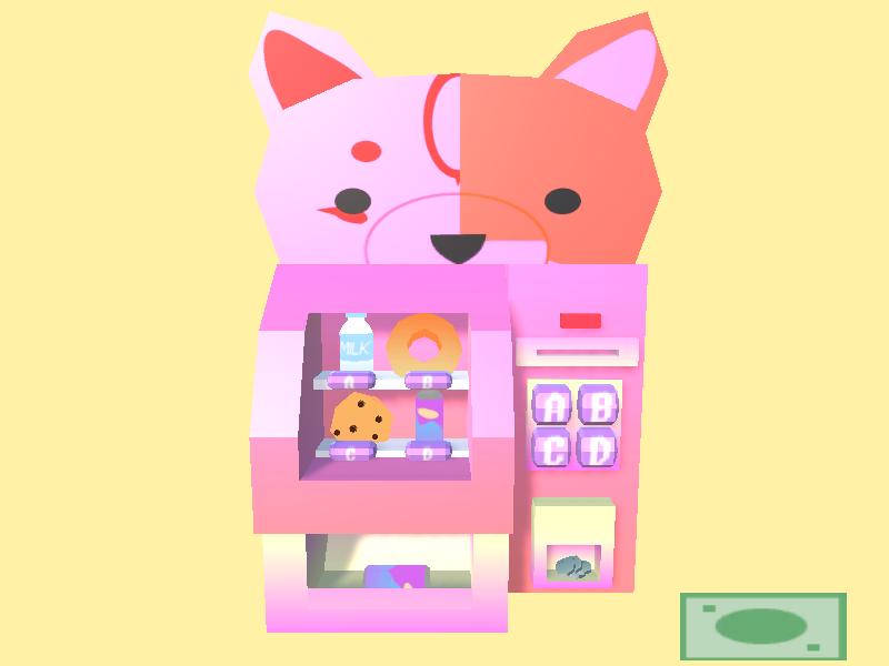 Vending Machine Simulator