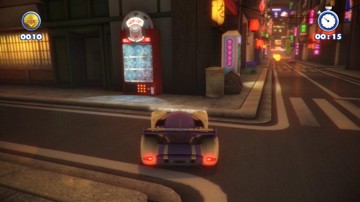 Rush: A Disney•Pixar Adventure