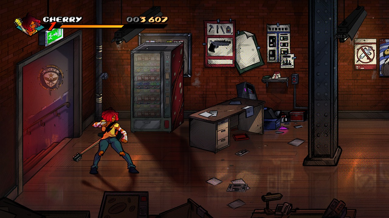 Streets Of Rage Series The Video Game Soda Machine Project